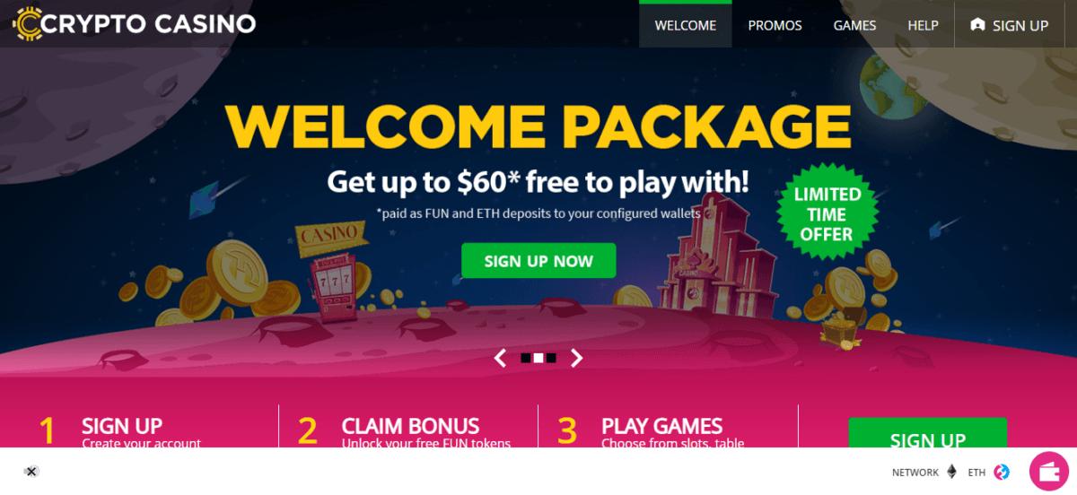 Online casino openen
